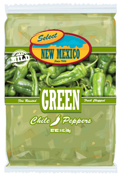Mild Green Chiles from Select New Mexico