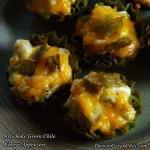 Artichoke Green Chili Cheese Appetizers