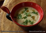 Chilled Corn Chile Soup
