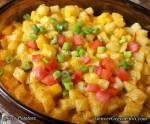 Chile Cheese Potato Casserole