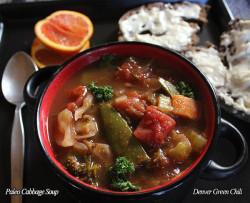 Paleo Vegan Cabbage Soup