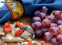 Mushroom Brie Melt