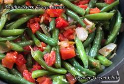 Southwestern Green Beans