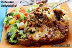 Southwestern Turkey Meatloaf